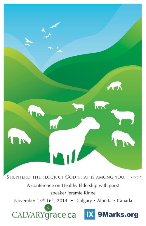 Eldership Conference Poster